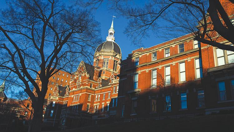 Johns Hopkins University is expected to receive almost $6.4 million for a support program for people with dementia.