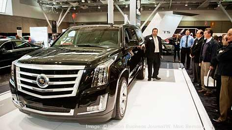 The WTO ruled that China must lift duties it imposed on American-made vehicles such as the Cadillac Escalade.