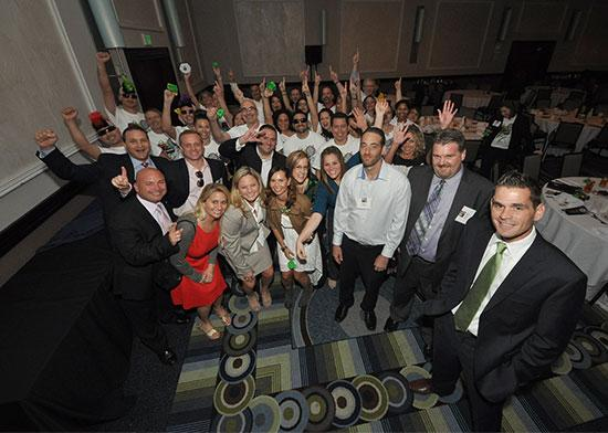 The 2013 Best Places to Work winners.