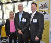 Lisa Elstein, Jeffrey Kalish and James Repp of AvMed.