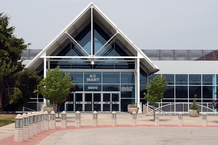 The Overland Park International Trade Center is a 651,648-square-foot structure at 6800 W. 115th St.