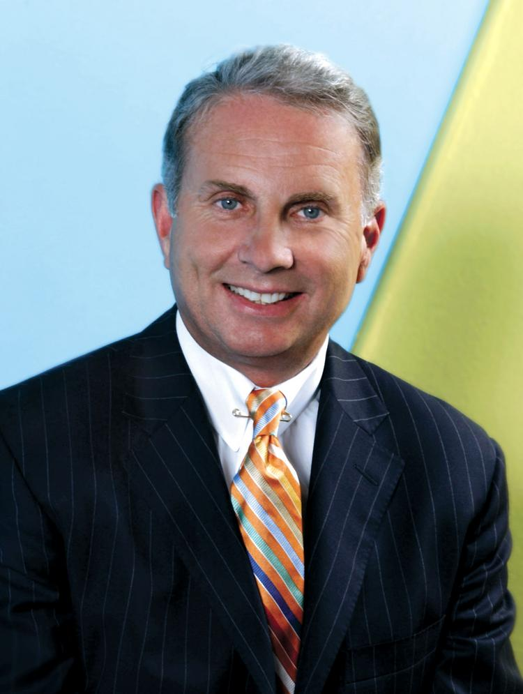 Mark Wallace, president and CEO of Texas Children's Hospital, oversees the system's three hospitals and 6,000 employees in Houston.