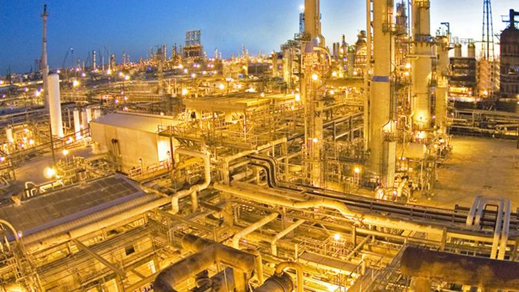 Valero Energy, operator of this South Texas refinery, says it's hiring now to put its 11th ethanol plant into production.