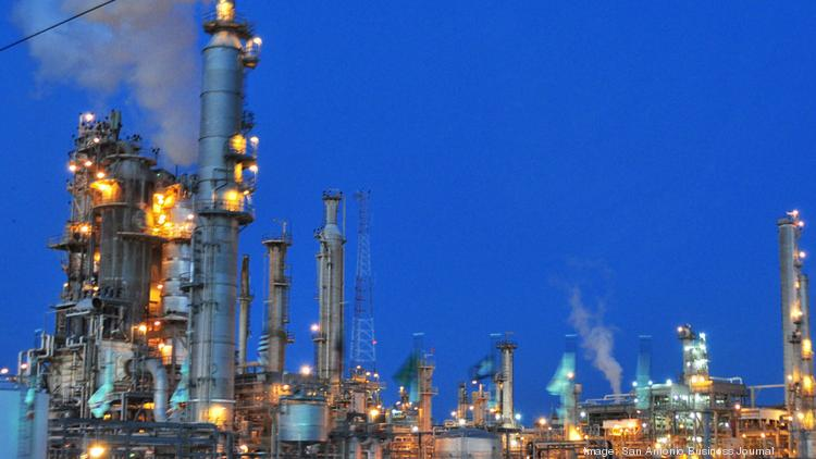 Valero Energy Partners LP is spending $154 million to buy logistics assets connected to Valero Energy Corp. refineries, including this one in Three Rivers.