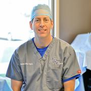 Dr. Andrew Greller has handled eye care for everything from a mouse to a 3,000-pound white rhino.