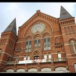 Music Hall's seats will get a new home (Video)