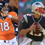 Manning-<strong>Brady</strong> showdown looms as Broncos defeat Steelers