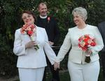 It's wedding bells for Mayor Annise Parker and longtime partner, <strong>Kathy</strong> <strong>Hubbard</strong>