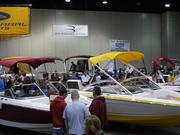 The National Marine Manufacturers Association says on average, boat dealers generate about half of their annual sales at boat shows.