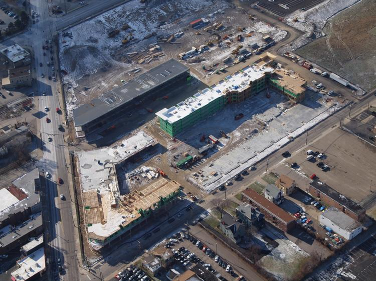 University Station, the $54 million mixed-use development on 15 acres near Xavier University, has already leased all of the office space in phase 1.