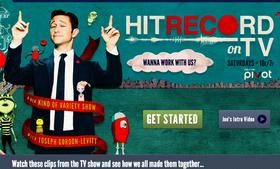 Joseph Gordon-Levitt's crowdsourced television show debuts this weekend.