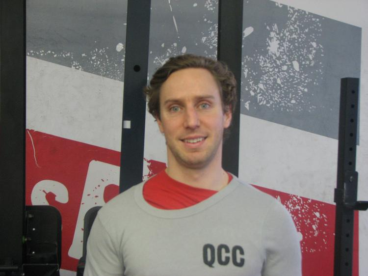 Evan Polaski is the new owner of Queen City CrossFit.