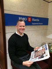Jud Snyder of BMO Harris Equipment Finance