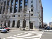 The restaurant takes up more than 14,000 square feet on the ground floor of the former American Bar Association building at 750 15th St. NW.