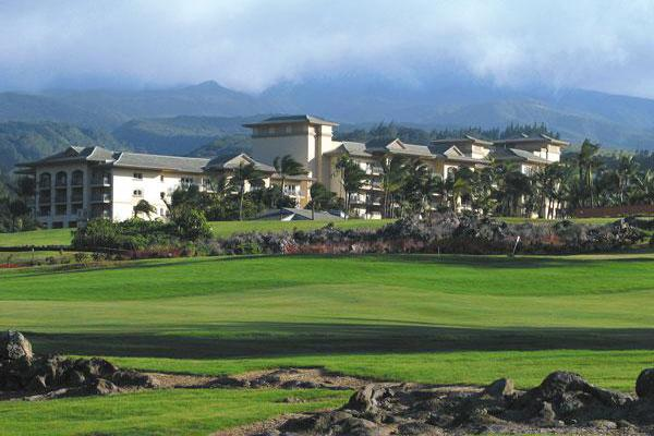 The Ritz Carlton, Kapalua on Maui, seen here, was one of three Hawaii resorts to receive AAA Five Diamond ratings for 2014.