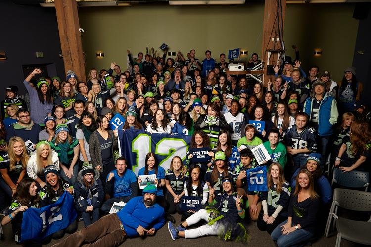 Zulily employees can celebrate more than just the Seahawks winning the Super Bowl. The company's stock soared on a better-than-expected earnings report as revenue and profits grow.