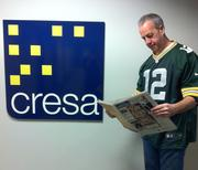 Steve Palec of Cresa Milwaukee