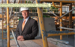 Construction labor union boss <strong>Struthers</strong> quitting