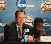 Coach Marshall said the Shocker's proved they belong among college basketball's elite with their effort Saturday night.