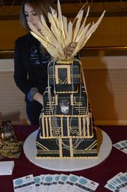 Official 20th annual Hair O' The Dog cake by Potito's Bakery.