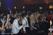 A packed dance floor at the 20th annual Hair O' The Dog