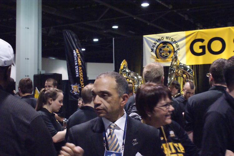 Wichita State's athletic director is Eric Sexton. The WSU Intercollegiate Athletic Association relies on university funding for all of its employees but reimburses the state for some of them, the Capital-Journal reports.