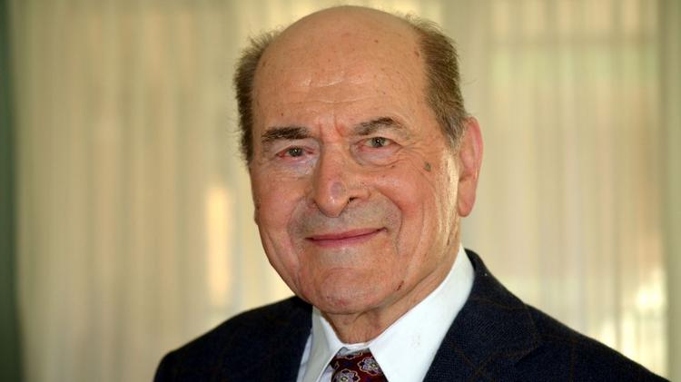 """Henry Heimlich, the Cincinnati doctor famous for popularizing an abdominal thrust known as the Heimlich maneuver to save choking victims, is the focus of a new documentary that's in the works called """"The Maneuver."""""""