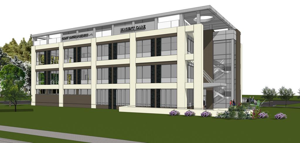 Cary doctor group takes aim at big boys with new office