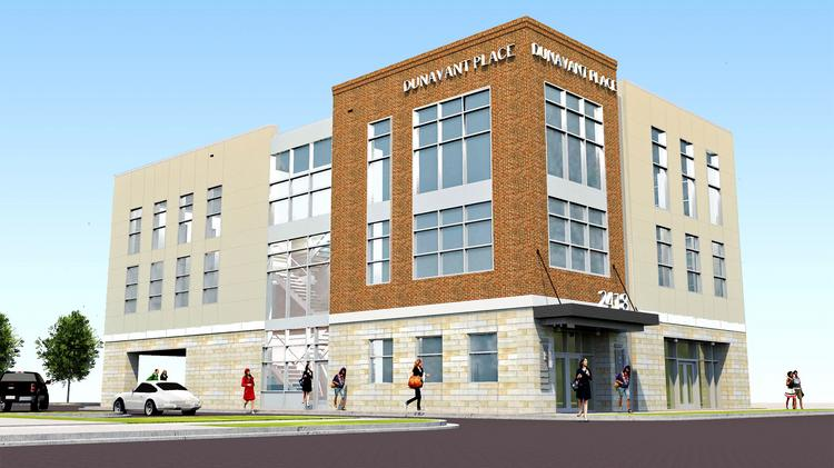 RBB Investments Plans Three-story Office Building In South