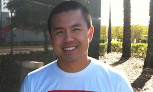 Benny Hsu, founder of Get Busy Living LLC.