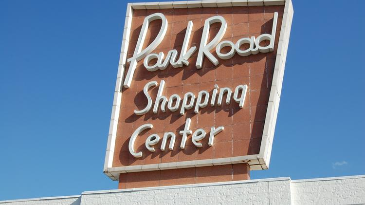 Park Road Shopping Center has been part of the Charlotte community since the 1950s.