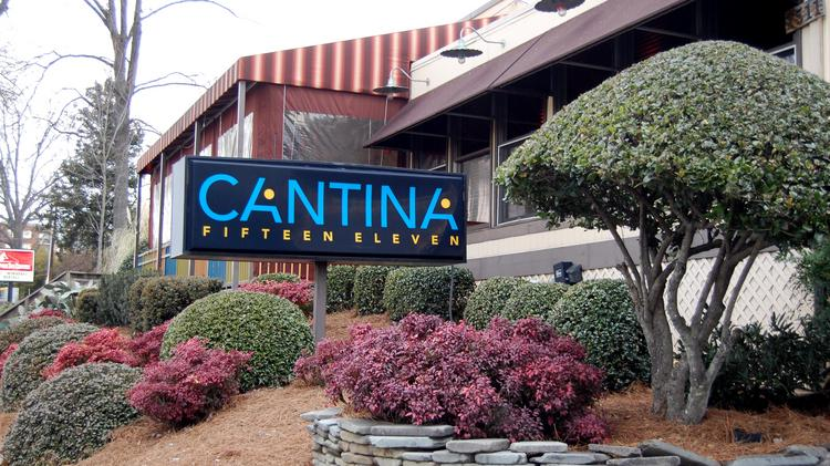 Cantina 1511 expects to close its East Boulevard location in June and relocate to Park Road Shopping Center. See the next slide for a rendering of the new location.