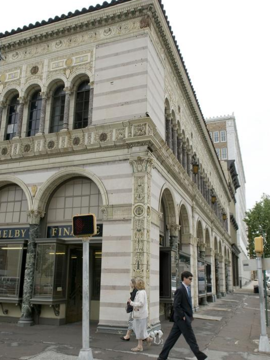The Florentine Building in downtown Birmingham is undergoing a $2.5 million renovation, and the city of Birmingham is contributing $625,000 in incentives.
