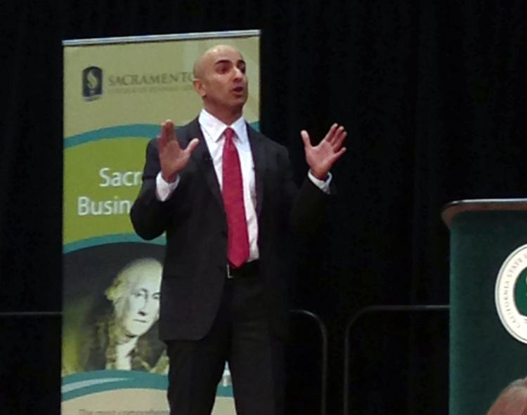 Neel Kashkari announced he is running for governor of the state of California at the annual Sacramento Business Review.