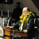 Abercrombie campaign for Hawaii governor creates jobs ... on the Mainland