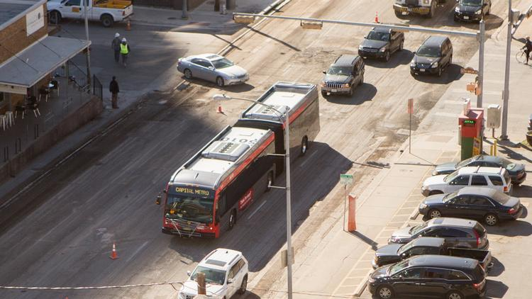 Capital Metro's contract with Veolia Transportation comes to an end in May. Veolia employees are expected to be mostly rehired by Capital Metro's remaining bus service contractors.