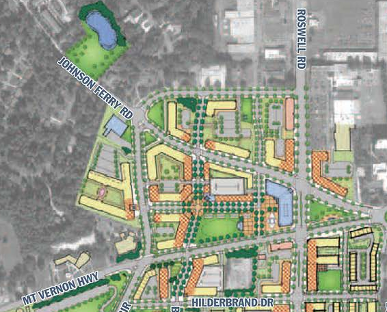 Sandy Springs moving ahead with downtown overhaul - Atlanta ... on map of midtown georgia, map of fayetteville georgia, map of barnesville georgia, map of decatur georgia, map of georgia with cities listed, map of king county georgia, map of chamblee georgia, map of louisville georgia, map of dunwoody georgia, map of druid hills georgia, map of fort oglethorpe georgia, map of piedmont georgia, map of college park georgia, map of city of atlanta georgia, map of hapeville georgia, map of henry county georgia, map of chattahoochee hills georgia, map of north fulton county georgia, map of social circle georgia, map of north carolina georgia,