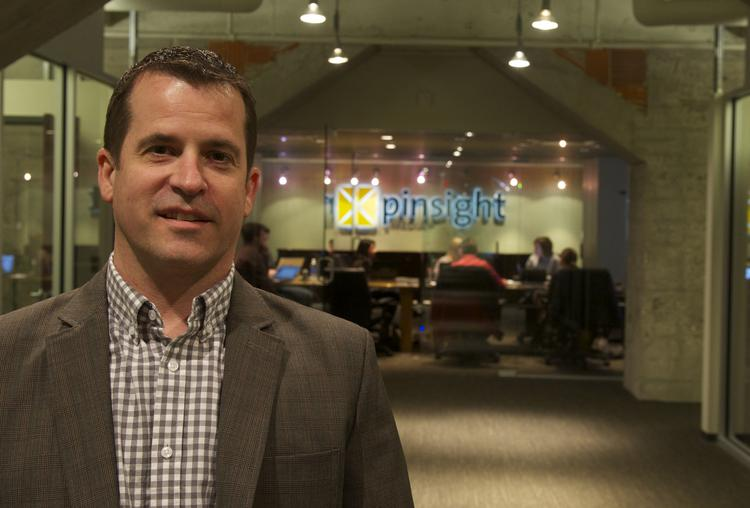 Kevin McGinnis, vice president of Pinsight Media+ and the Sprint Developer program, is now chairman of the KCnext board.
