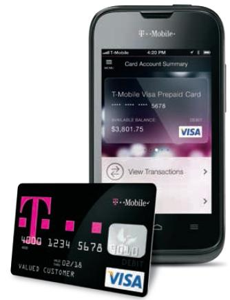 "Wireless network operator T-Mobile is trying to woo underbanked consumers with a new prepaid Visa card with the convenience of a mobile network that allows ""banking"" from anywhere you can use a smartphone."