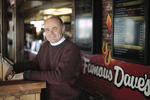 Famous Dave's CEO resigns, is replaced by ex-McDonald's exec