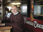 Famous Dave's will pay severance to one ex-CEO but not the other