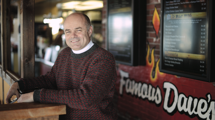 Executives and board members have been streaming out of Famous Dave's of America Inc since John Gilbert III quit as CEO in February.