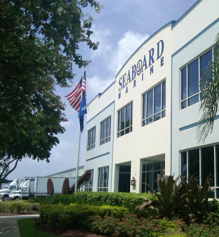 Seaboard Marine added 64,000 square feet to its lease at the Prologis Palmetto Tradeport