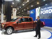 2015 Ford F150 Lariat EcoBoost