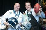Chef <strong>John</strong> <strong>Howie</strong> gets early start for Seahawks at Super Bowl