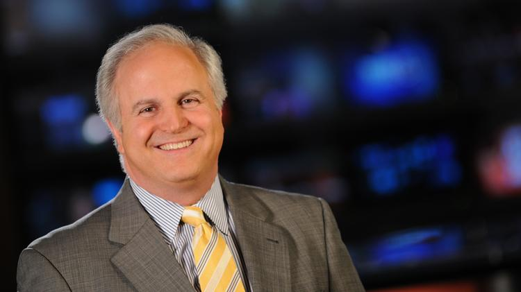 Bill Fine, WCVB-TV's general manager and president