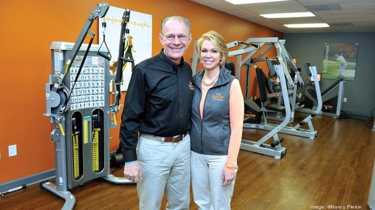 Peter and Tarye Nash opened The Exercise Coach in SouthPark in May.