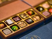 For the first time, TasteTV will present a Sacramento Chocolate Salon featuring chocolatiers, confectioners, wineries and culinary artisans. These are chocolates seen at another event elsewhere.