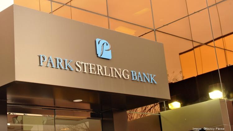 Net income available to Park Sterling's common shareholders totaled $3.4 million, or 8 cents per share, in the second quarter, down from $3.5 million, which also equated to 8 cents per share, a year earlier.
