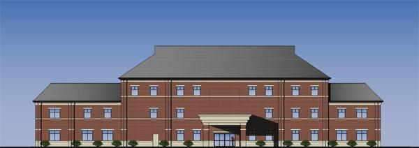 One of the three floors of the building in the Union area of Florence will be staffed by six primary care doctors with St. Elizabeth Physicians. The other two floors will be used by Commonwealth Orthopaedic Centers.